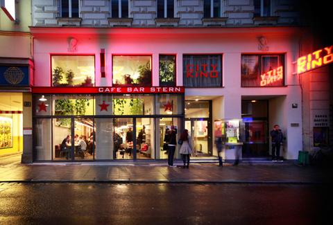 Krokodilat Bar Restaurant Gelbes Krokodil Cafe Bar Stern